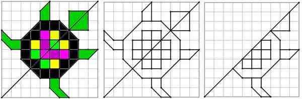 Leçon symétrie orthogonale primaire